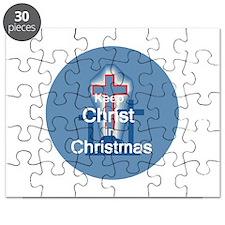 Keep Christ Puzzle
