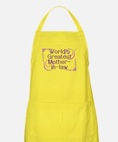 World's Greatest Mother-in-Law Apron