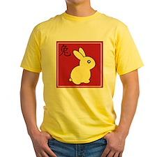 Bunny - Chinese Zodiac T