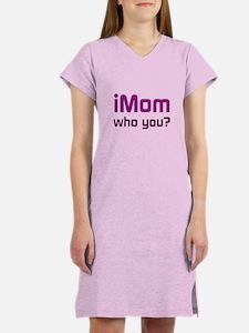 iMom (purple) Women's Nightshirt