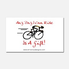 Any Day Car Magnet 20 x 12