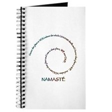 Meaning of Namaste Journal