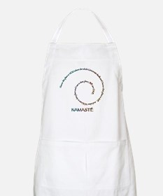 Meaning of Namaste Apron