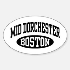 Mid Dorchester Boston Decal