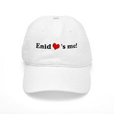 Enid loves me Baseball Cap