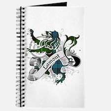 Lamont Tartan Lion Journal