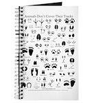 North American Animal Tracks Journal