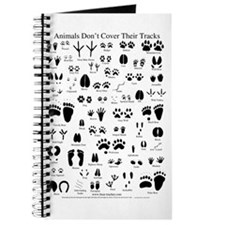 North American Animal Tracks Journal