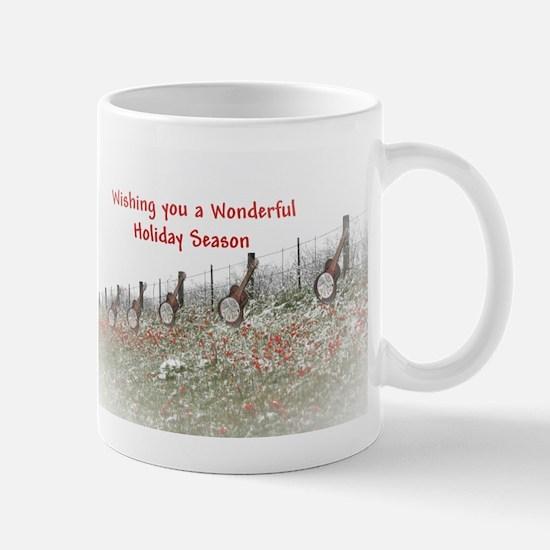 Dobro and Holiday Season Mug