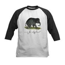 E is for Elephant Tee