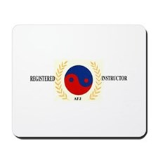 AFJ Instructor Mousepad