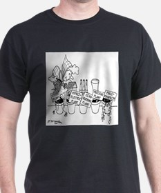 Watering Power Plants T-Shirt