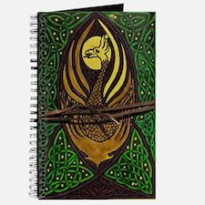 Unique, Celtic Dragon Journal
