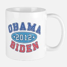 Collegiate Obama Biden Mug