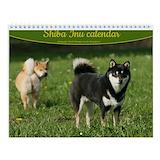 Shiba Wall Calendars