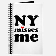 new york misses me Journal