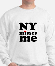 new york misses me Sweater