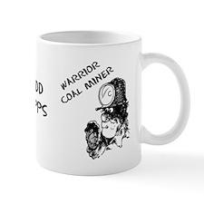 Coal Miner Small Mug