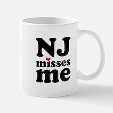new jersey misses me Mug