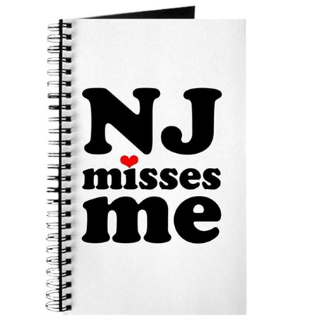 new jersey misses me Journal