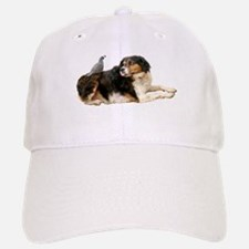 Quail Dog Baseball Baseball Cap