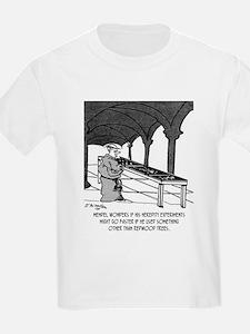 Mendel Studies Redwoods, Not Peas T-Shirt