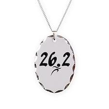 26.2 Marathon Necklace