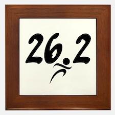 26.2 Marathon Framed Tile