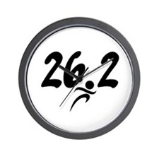 26.2 Marathon Wall Clock