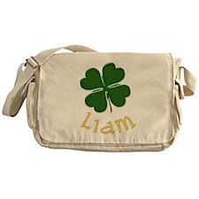 Liam Irish Messenger Bag