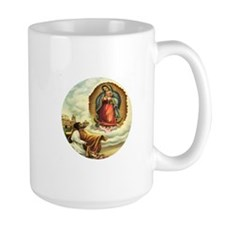 Our Lady of Guadalupe & Juan Diego Mug