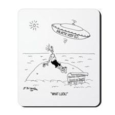Exotic Species? Good or Bad? Mousepad