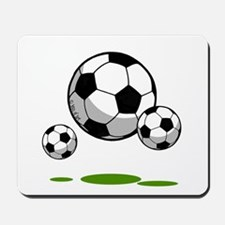 Soccer (9) Mousepad
