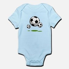 Soccer (9) Infant Bodysuit