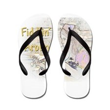 Fiddlin' Around Flip Flops