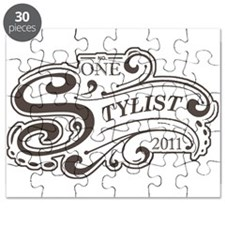 Cute Hairstylist Puzzle
