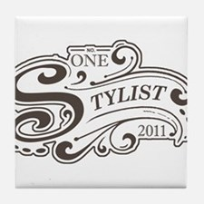Unique Salon Tile Coaster