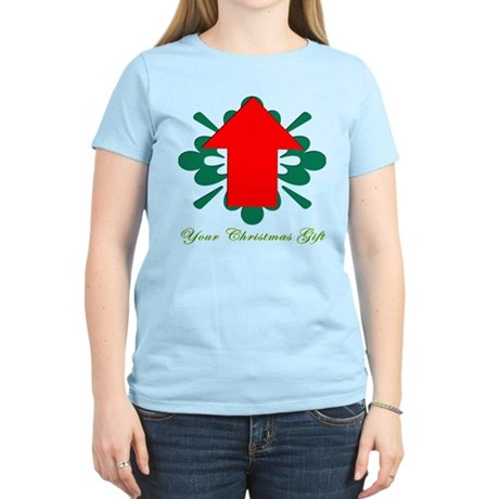 Christmas Gift is ME Women's Light T-Shirt