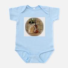 Grandpa's fiddle Infant Bodysuit