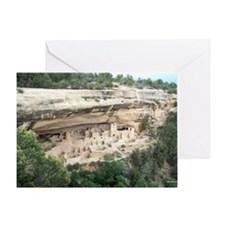 Mesa Verde National Park Greeting Card