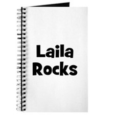 Laila Rocks Journal