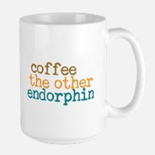Coffee the other Endorphin Large Mug