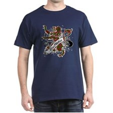 MacAlister Tartan Lion T-Shirt