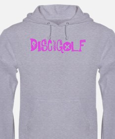 Indie Girl - Disc Golf - Bird Hoodie