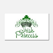 Irish Princess Car Magnet 20 x 12