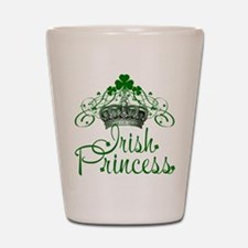 Irish Princess Shot Glass