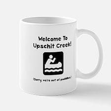Upschit Creek Mug