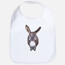 Donkey In Your Face Bib