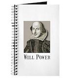 Will power Journals & Spiral Notebooks
