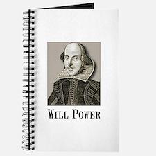 Will Power Journal